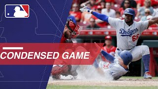 Condensed Game: LAD@CIN - 9/12/18
