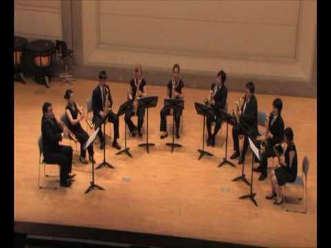 Cortège (Petite suite de Claude Debussy)