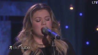 Kelly Clarkson - Piece By Piece Legendado ( TheEllenShow ) |HD|