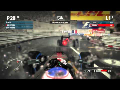 F1 2012 | Monaco GP | Ivy Bridge vs Trinity | Experiential Benchmarking | 7970 Matrix Platinum