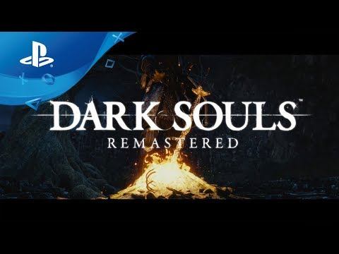 Dark Souls: Remastered | Ankündigungstrailer | PS4