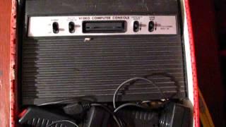 Rambo ( Atari 2600 Clone ) Unboxing