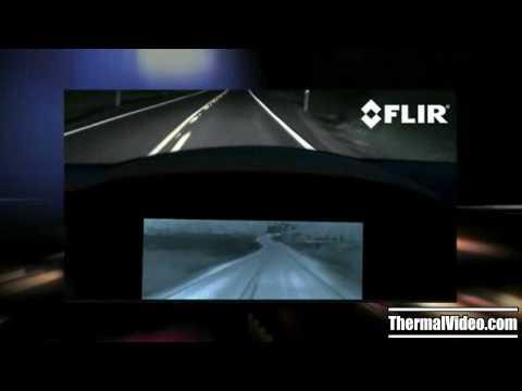 Araç termal kamera