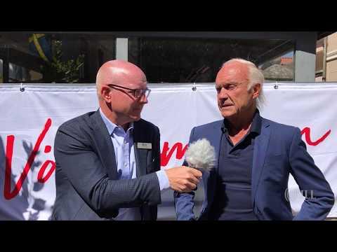 Sven-Olof Johansson, VD Fastpartner - Vad händer i vår omvärld?