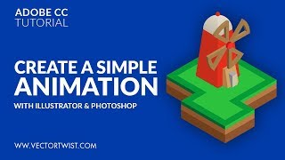 How to Create a Simple Animated Gif with Illustrator and Photoshop