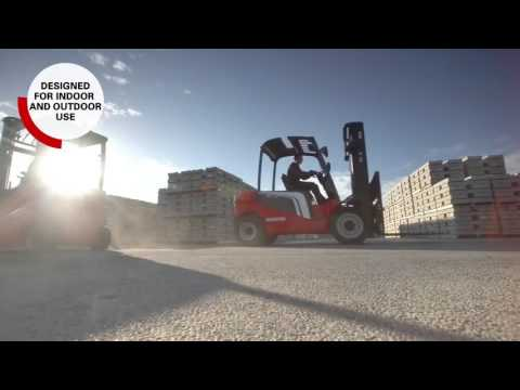 Manitou ME Masted Forklifts