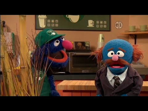 Sesame Street - The Coffee Plant