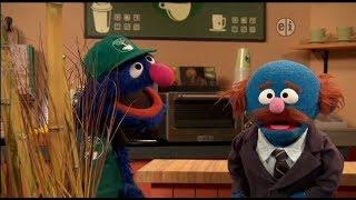 Sesame Street - The Coffee Plant