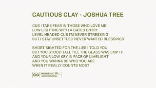 Cautious Clay - Joshua Tree (Official Audio)