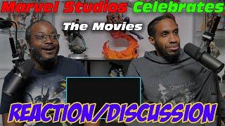 Marvel Studios Celebrates The Movies Reaction/Discussion