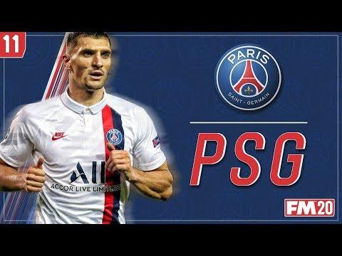 NO VOICE 😶 FOOTBALL MANAGER 2020 - Paris Saint-Germain #11