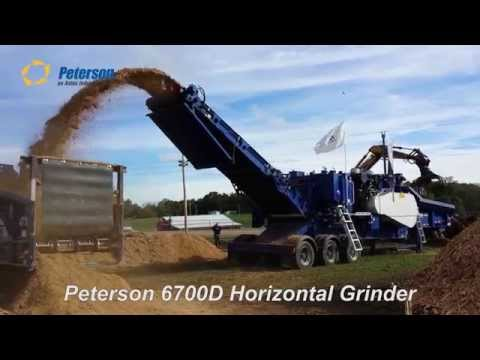 Peterson 6700D at Paul Bunyan Show