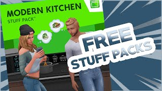 MUST HAVE FREE STUFF PACKS (The Sims 4 mods)