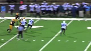 2012 Football: Elsik high school vs. Thurgood Marshall high school