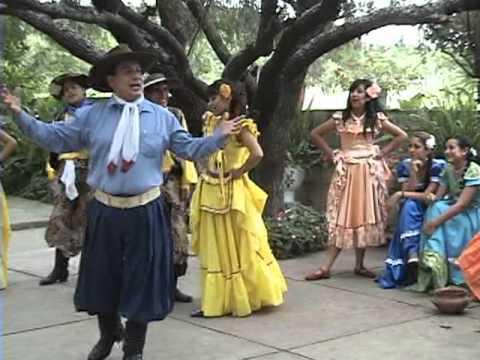 010 - Dalmiro Cuellar - Tonada chaqueña  mix ...... CHACARERAS.MPG