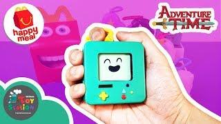 Adventure Time, Bộ Sưu tập đồ chơi Happy Meal McDonald tháng 11 - ToyStation 123