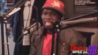 50 Cent - If Tony Yayo Or Lloyd Banks Dissed Me Like Young Buck Did I'd Pay Somebody To Shoot Them