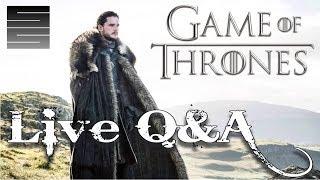 Game of Thrones Season 8 Predictions Q&A
