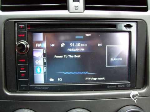 Te koop Subaru Trezia 1.3 Comfort Airco, Navigatie, Telefoon