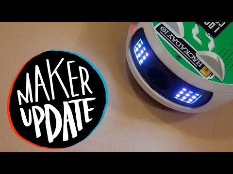 Maker Update: L3 Liberates Alexa