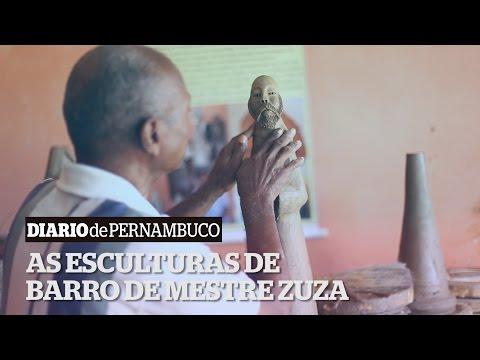 XVII Fenearte - As esculturas de barro de Mestre Zuza