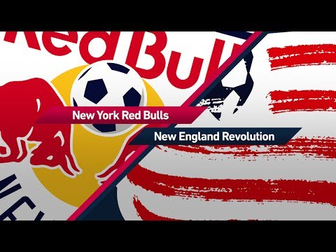 NY Red Bulls vs New England Revolution
