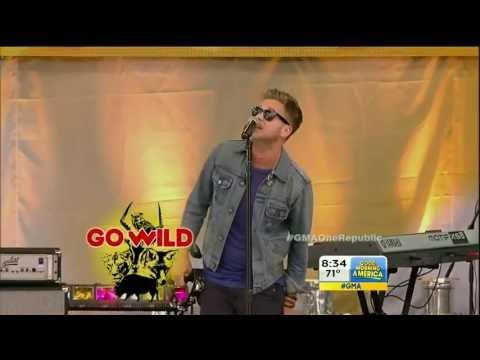 Baixar OneRepublic - Counting Stars (live @ GMA)