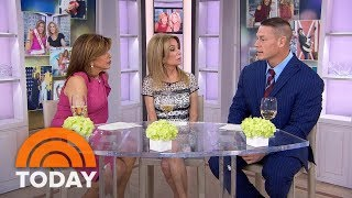 John Cena: 'I Am Determined To Make It Work' With Nikki Bella | TODAY