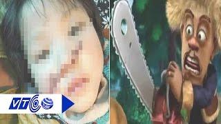 Bắt chước hoạt hình, bé gái 6 tuổi tử nạn   VTC