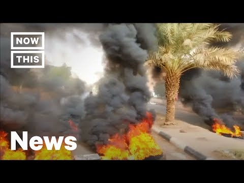 Sudan Military Kills Over 100 Peaceful Protesters | NowThis