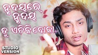 Hrudaya Re Hrudaya Tu Ediki Boka - Odia New Sad Song - Studio Version - Baibhav