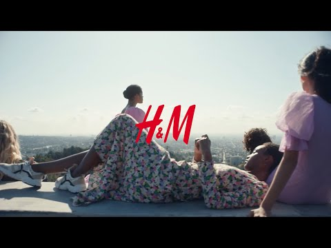 hm.com & H&M Promo Code video: Let's change. For tomorrow.