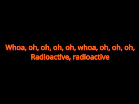 Radioactive Imagine Dragons (Sofia Karlberg Cover) Lyrics