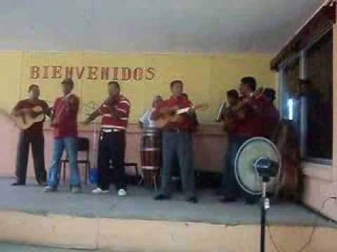 Conjunto de cuerda Nacaome, Honduras Los Invencibles del sur
