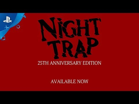 Night Trap - 25th Anniversary Edition Trailer