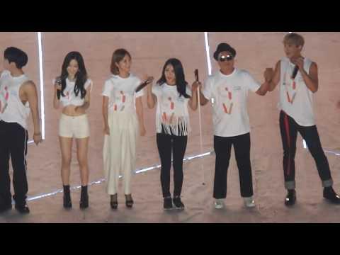 [170708] SMT in Seoul ending 보아(BoA) focus fancam