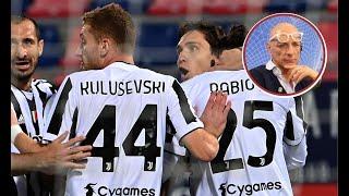 Bologna-Juve, Chirico a caldo: 'Juve 6 politico, Milan Champions di rigore. Il Napoli e le Asl...'