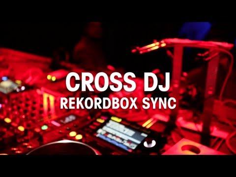 Mixvibes Cross DJ 2.6 | Introducing rekordbox sync