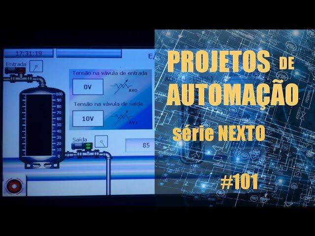 PROGRAMA MULTI-TELAS (parte final) | Projetos de Automação #101