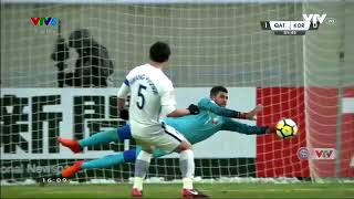 U23 Qatar 1-0 U23 Hàn Quốc | Highlights | Tranh Hạng 3 U23 Châu Á 2018