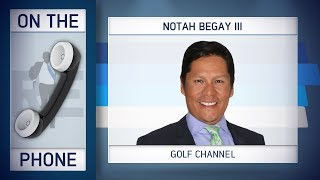 Golf Channel's Notah Begay Talks Ryder Cup, Tiger Comeback w/Rich Eisen | Full Interview | 9/28/18