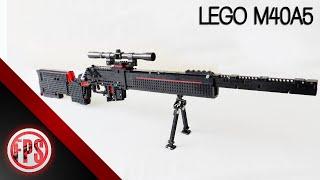 Lego M40A5 [REUPLOAD]
