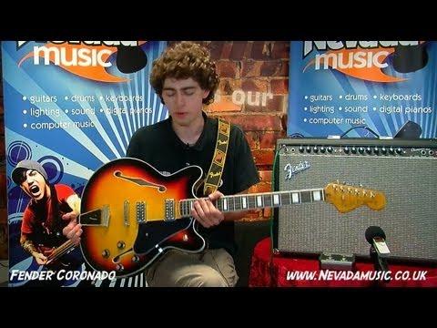Fender Coronado II Guitar Just Arrived at Nevada Music UK