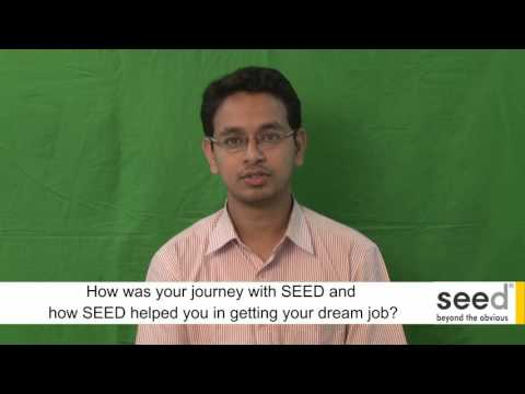 SAP ERP Education gives signifincent benefits - Shantanu got job
