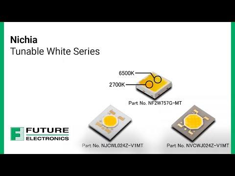 Nichia Tunable White Series