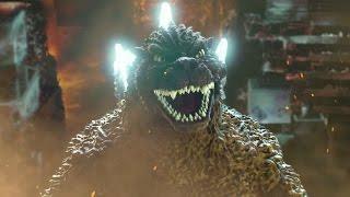 Godzilla the Game Reveal Trailer