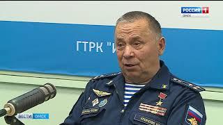Центральный аэропорт Омска назовут в честь генерала Дмитрия Карбышева