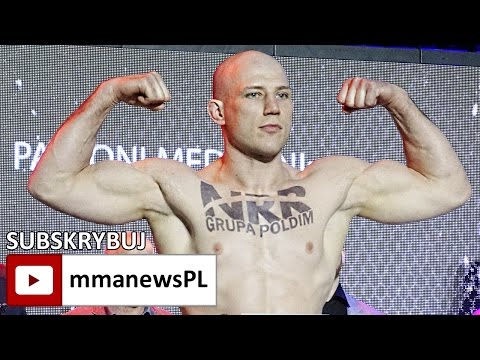 Spartan Fight 7: Grzegorz Siwy pod wrażeniem postawy Piotra Wawrzyniaka