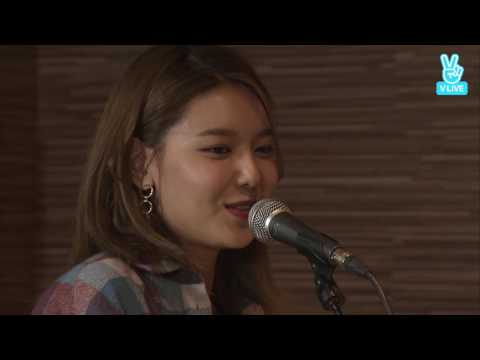 170112 S.M.STATION 49th YB-윤도현 SPARKS FLY COUNTDOWN LIVE (MC. 소녀시대 수영)