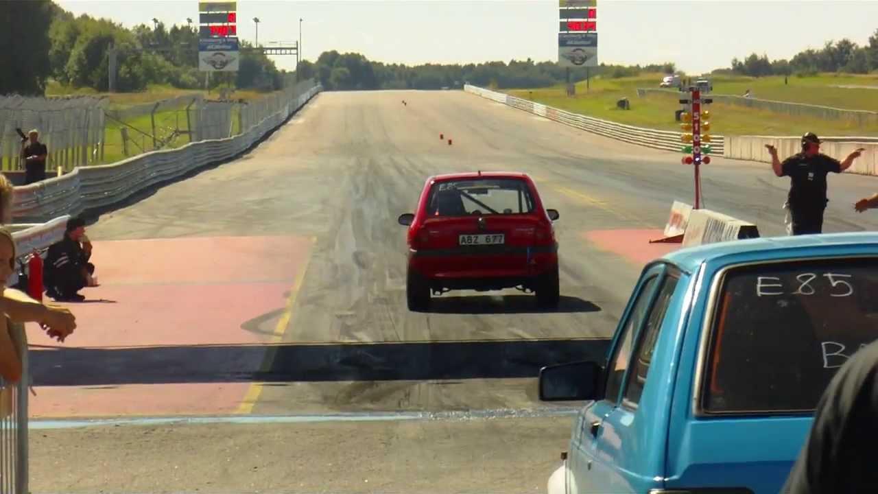 bilsport action meet mantorp 2013